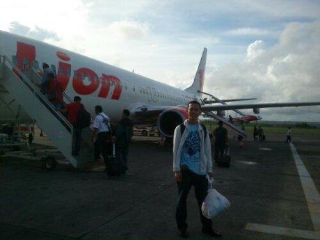 Sebelum meninggalkan Bali