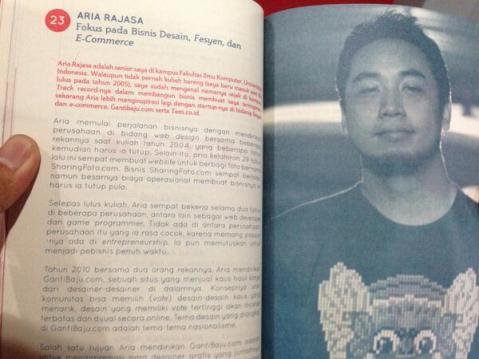 101 Young CEO - Aria Rajasa