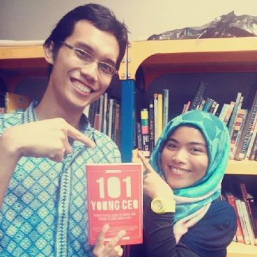 101 Young CEO - Bersama Pembaca Yuvita