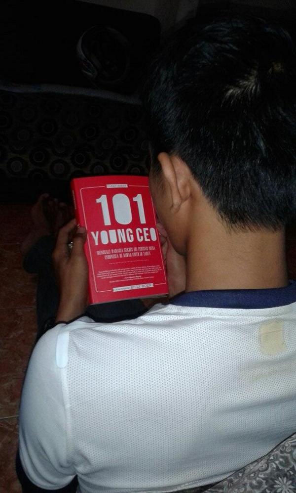 101 Young CEO - Dibaca Pembaca4