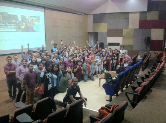 Kopdar Social Media Strategist Club (SMSC) Maret 2014